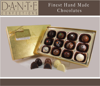 Chocolate Truffles Gift Pack